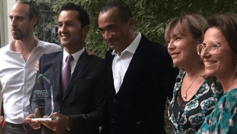 La Pata réussit ses travel awards
