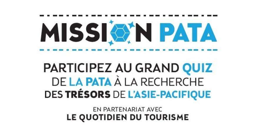 Grand Quiz PATA à l'IFTM Top Resa 2018
